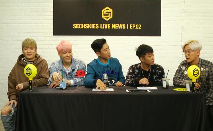 [REPLAY] SECHSKIES LIVE NEWS EP.02