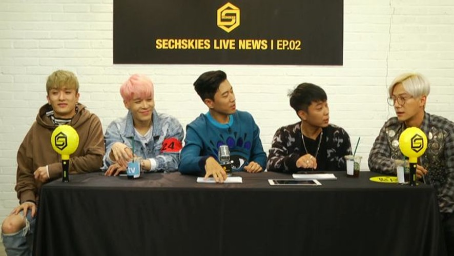 [REPLAY] SECHSKIES LIVE NEWS EP.02