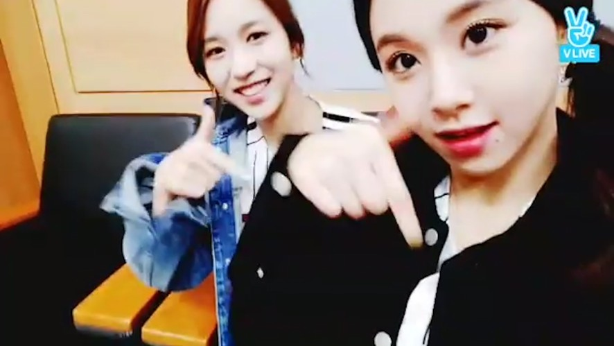 [TWICE] 야구장에 간 미챙! (Mina&Chaeyoung go to Baseball Park)