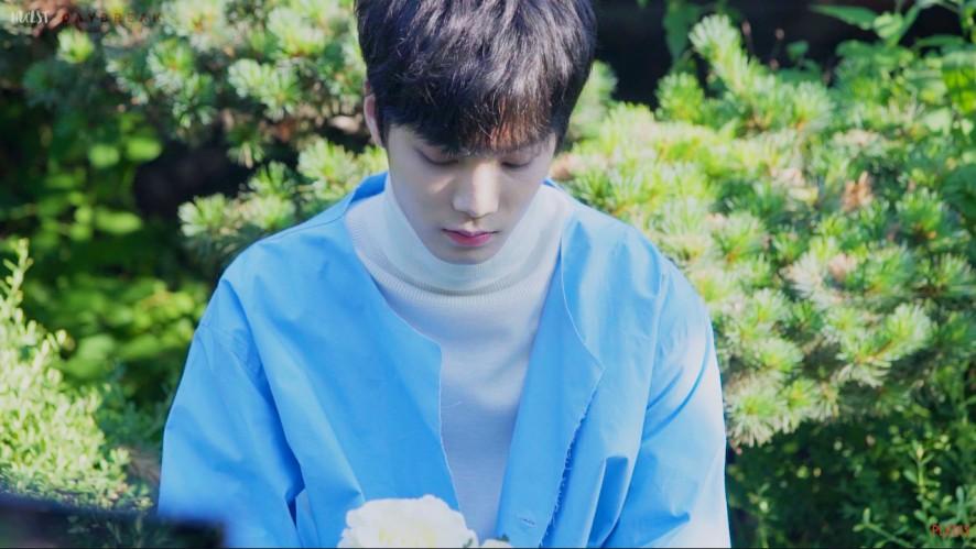 [ETC] NU'EST(뉴이스트)-Daybreak (Minhyun&JR) CANVAS Behind Bonus Chapter
