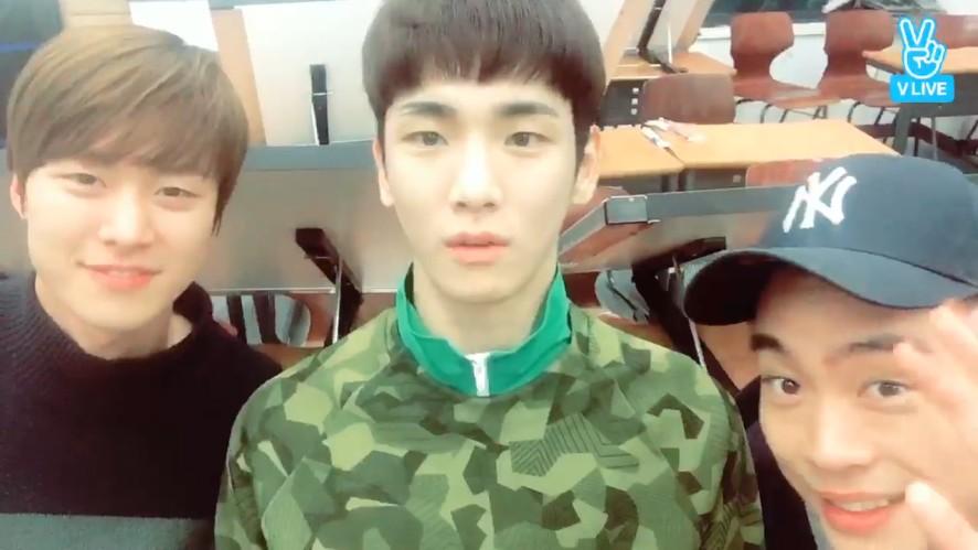 [FANTAGIO] 공시생 삼인방 귀여워 죽게따! (Charming Kibum&GongMyoung&DongYoung)