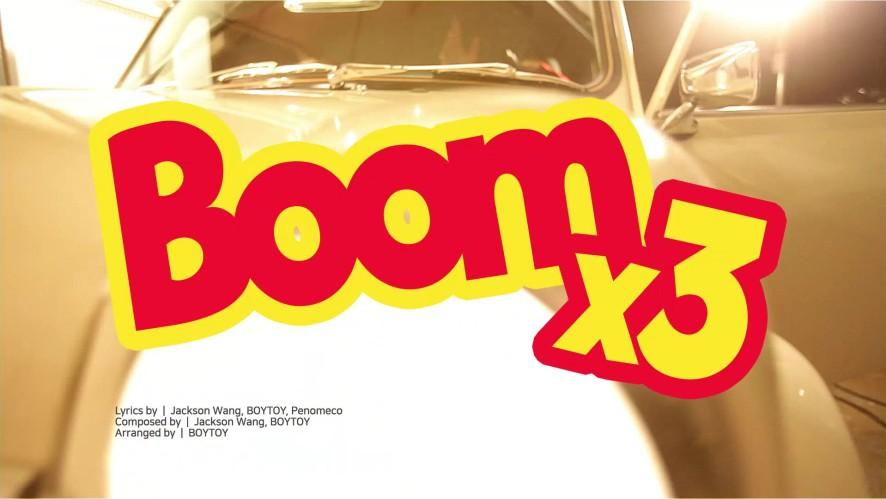 [GOT the Stage] 4. Boom x3