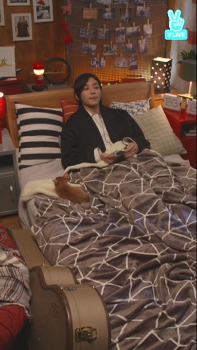[Replay]Seventeen Jeong-Han's LieV - 세븐틴 정한의 눕방 라이브!