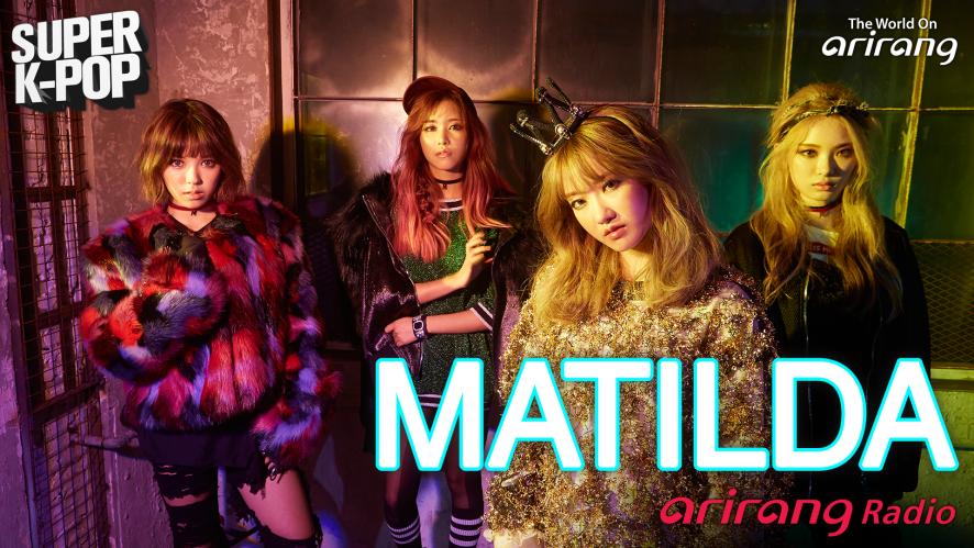 Arirang Radio(Super K-Pop/ MATILDA)