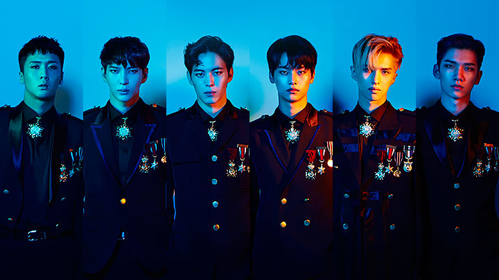 VIXX 'Kratos' Comeback Showcase