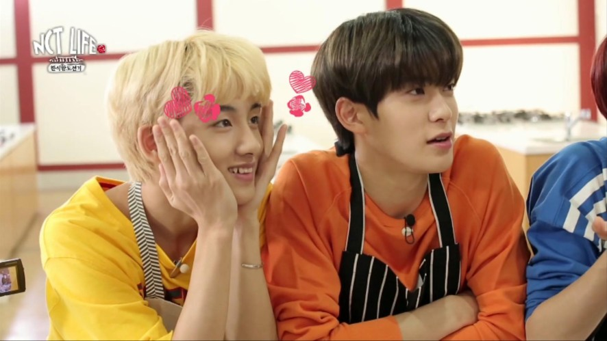 NCT LIFE 한식왕 도전기 EP 02