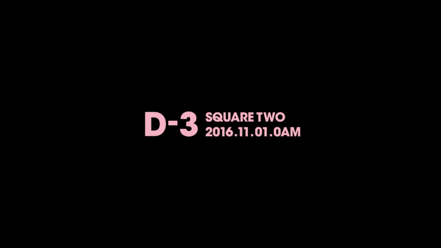 BLACKPINK - SQUARE TWO TEASER FILM 'JENNIE&ROSÉ' D-3