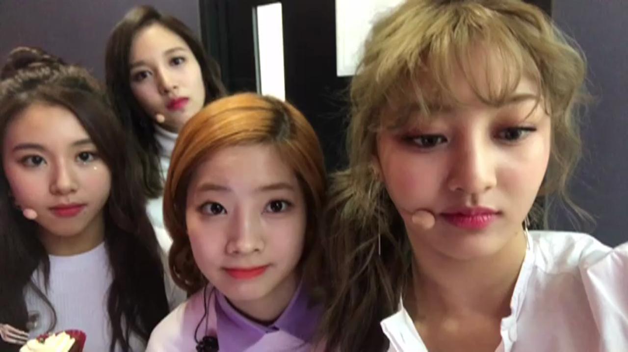 """TWICE(트와이스) """"TT intro 응원법"""" from 지미다채"""