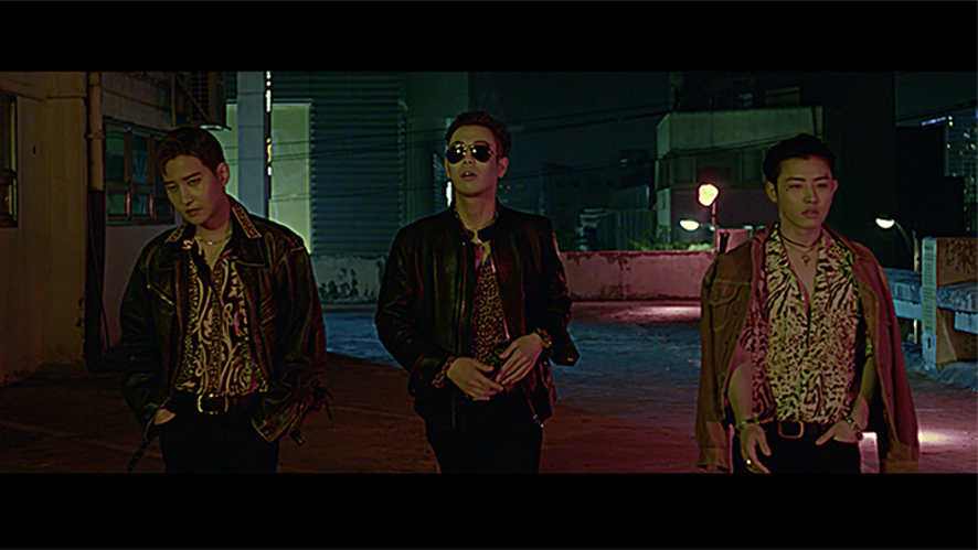 Block B BASTARZ - Make It Rain Official Music Video