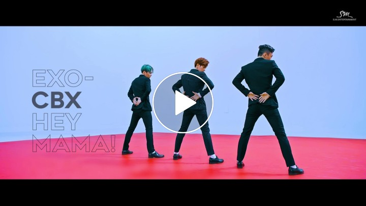 [V LIVE] EXO-CBX (첸백시)_Hey Mama!_Music Video Teaser