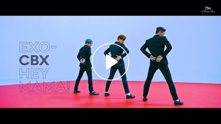 [V LIVE] EXO-CBX (첸백시)_Hey Mama!_Music Video Teaser