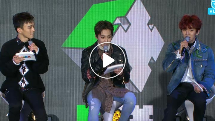 [V LIVE] [REPLAY] EXO-CBX(첸백시) HOT DEBUT STAGE