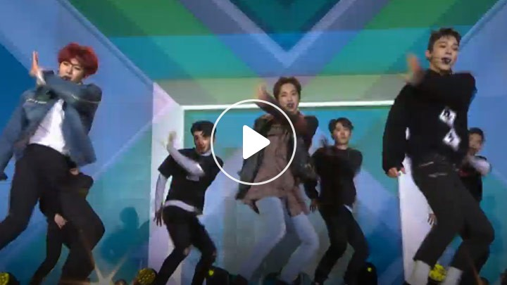 [V LIVE] [HIGHLIGHT] Hey Mama! - EXO-CBX(첸백시) HOT DEBUT STAGE