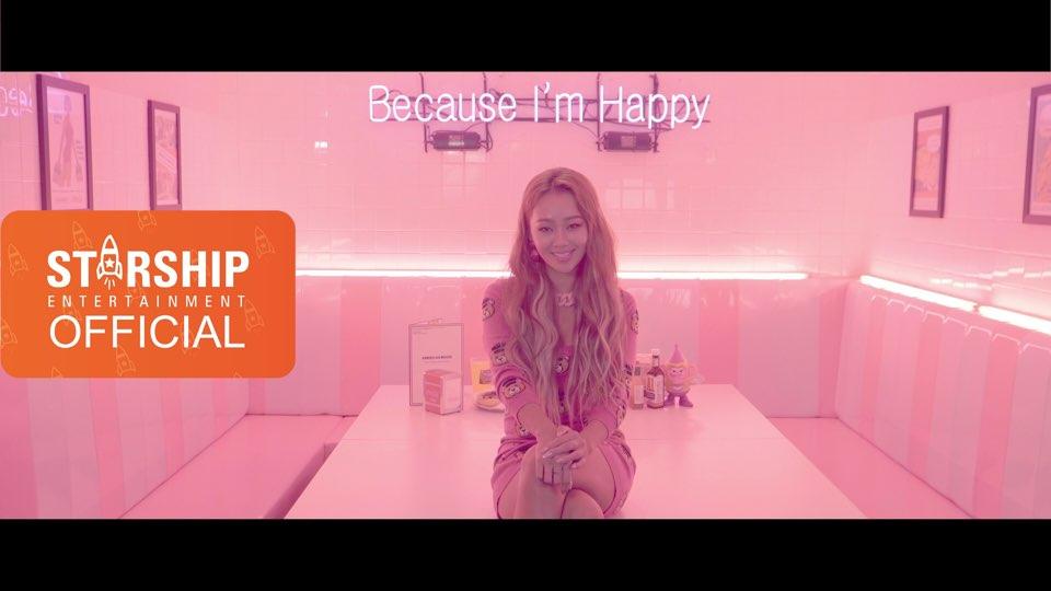 [MV] 효린(Hyolyn) _ One Step (Feat. 박재범)