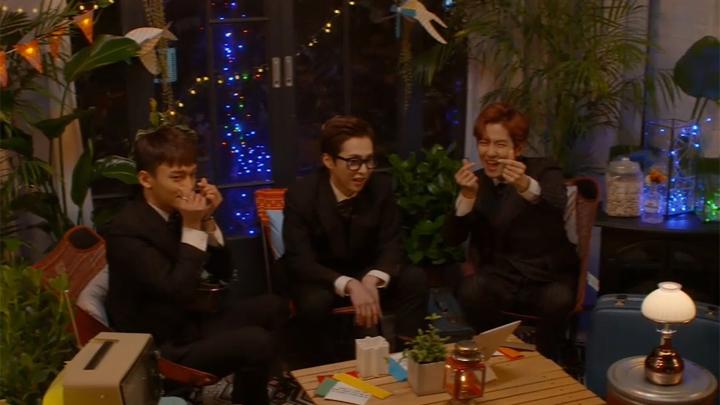 [EXO] 잔망꾸러기 멍냥룡즈💕(The MongNyangRyong)