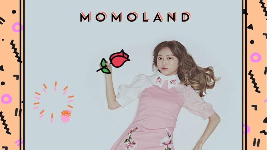 MOMOLAND 1st mini album - Teaser Images 제인