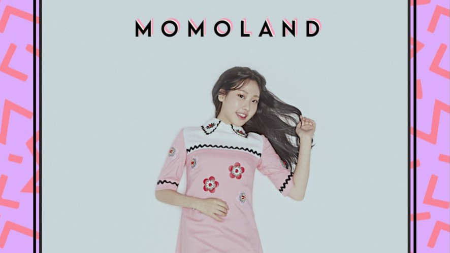 MOMOLAND 1st mini album - Teaser Images 나윤