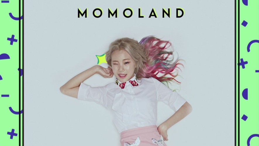 MOMOLAND 1st mini album - Teaser Images 주이