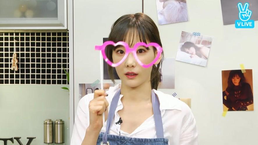 [REPLAY] 탱티쉐(Patissier Taeyeon) Oven & Eleven