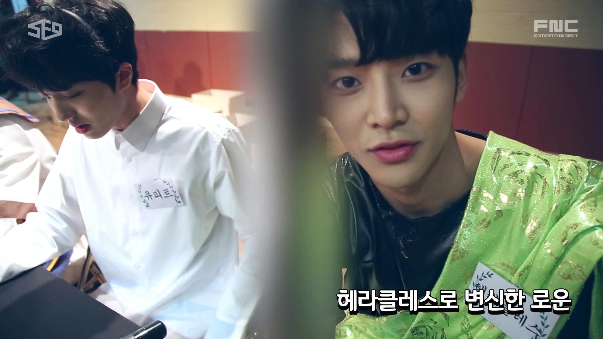 [현장포착] SF9 핼러윈 캔들 역조공 팬사인회