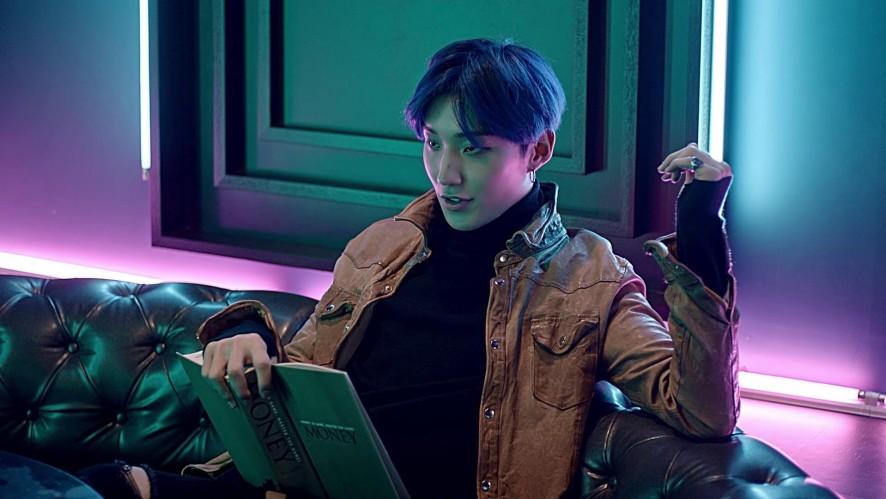 B.A.P <SKYDIVE> M/V Individual Trailer - 종업(JONG UP)