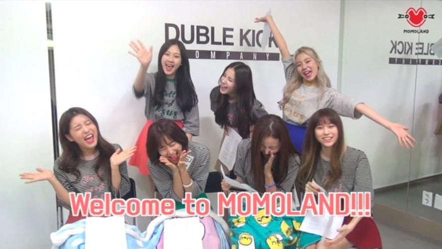 """[모모랜드] """"Welcome to MOMOLAND"""" Cheer Guide Video"""