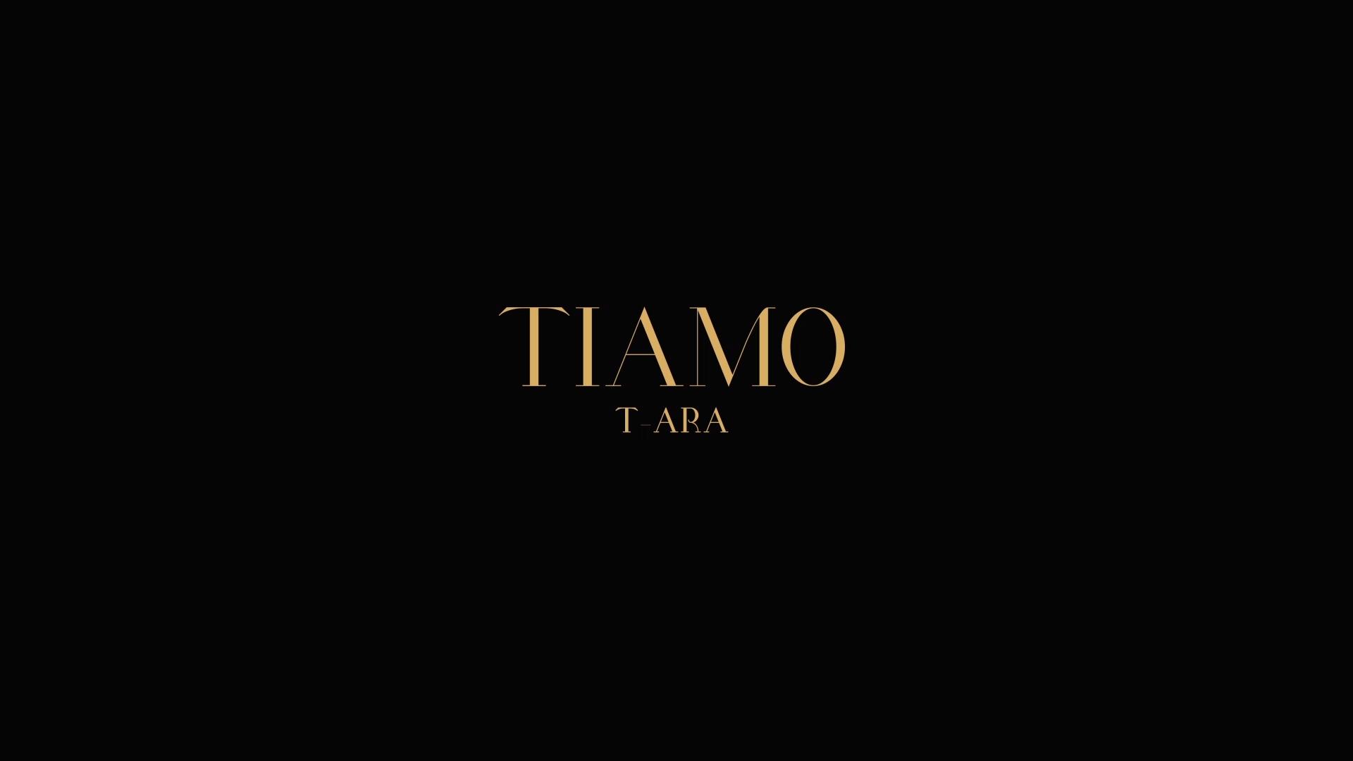 "[T-ARA] ""TIAMO"" TEASER #1"