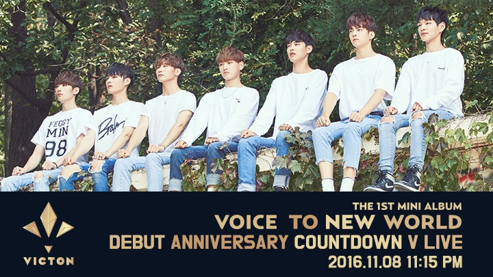 VICTON 빅톤 Debut Anniversary Countdown