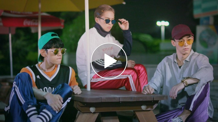 [V LIVE] EXO-CBX (첸백시)_The One_Special Clip (From EXO PLANET #3 - The EXO'rDIUM -)