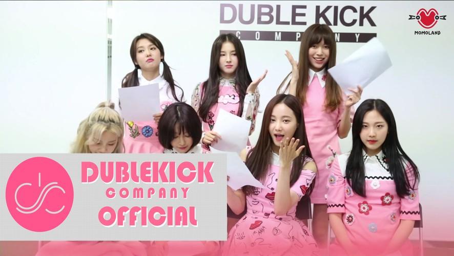 """[모모랜드] """"짠쿵쾅 (JJan! Koong! Kwang!)"""" Cheer Guide Video"""