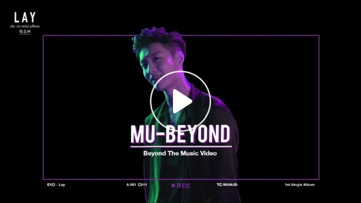 [V LIVE] [MU-BEYOND] 뮤비욘드 1편_LAY 레이_LOSE CONTROL