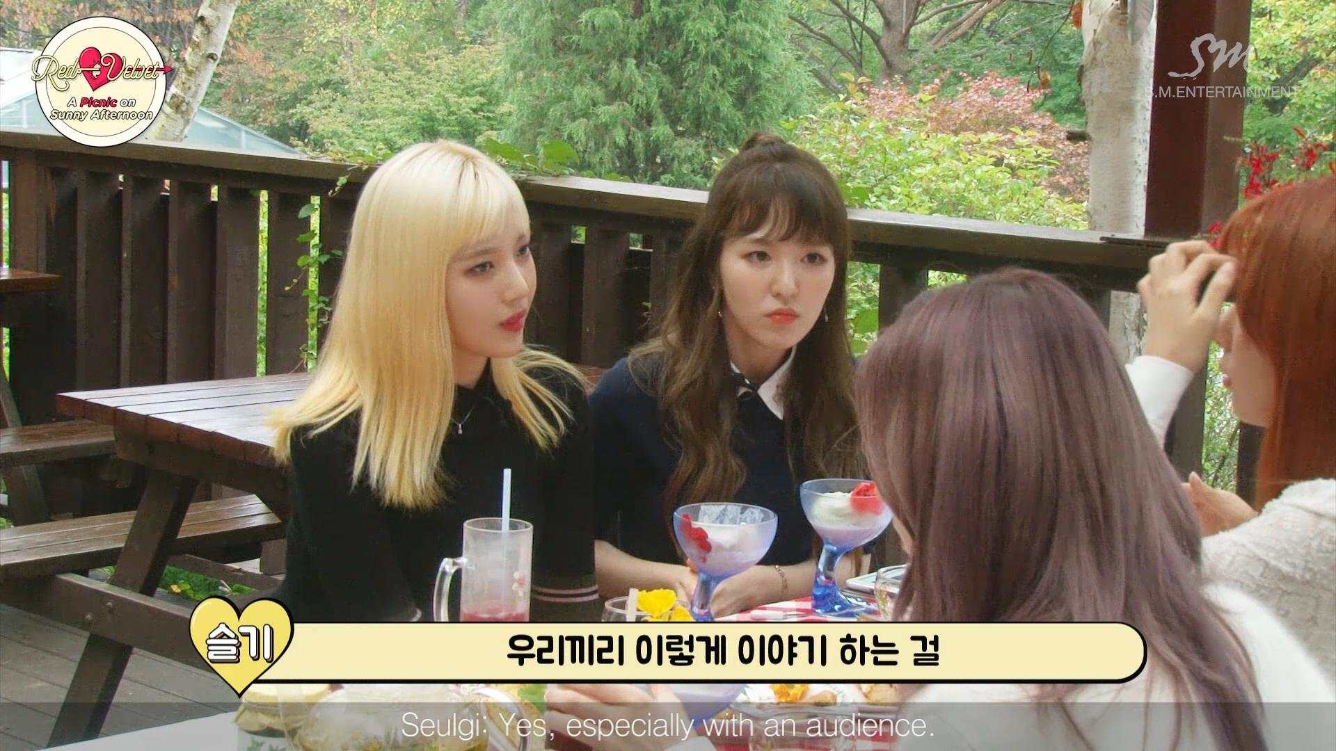 Red Velvet_A Picnic On A Sunny Afternoon PART 2 - Clip 3