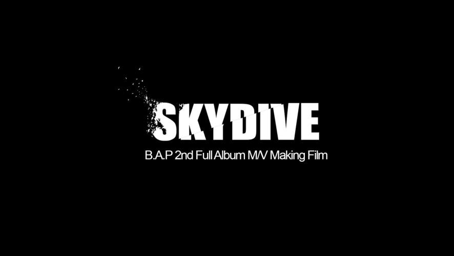 B.A.P - SKYDIVE M/V Making Film
