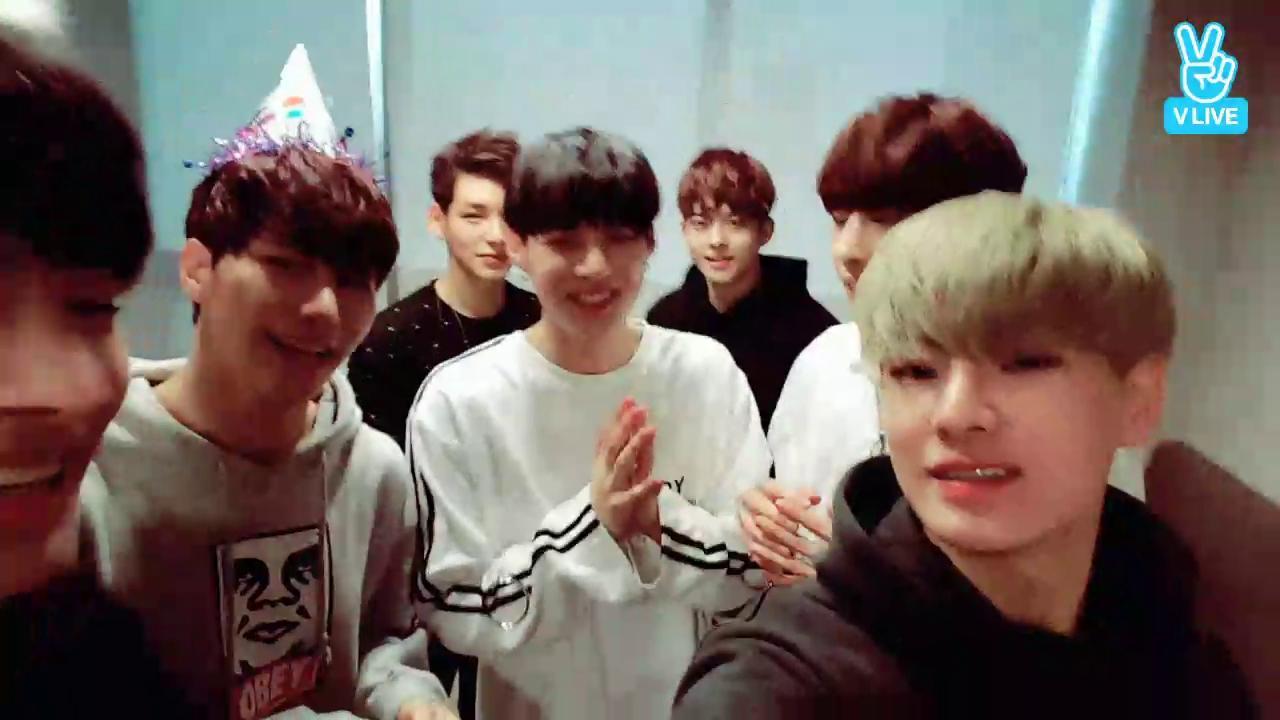 VICTON  Broadcast (병찬이 생일!)