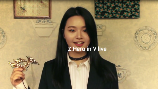 Z.Hera V Channel Open!