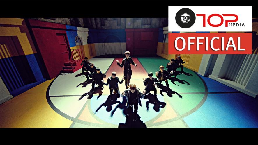 최초공개! UP10TION(업텐션)_하얗게 불태웠어 M/V Performance Ver.