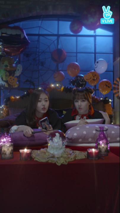 [REPLAY]GFRIEND YERIN&SINB's LieV - 여자친구 예린&신비의 눕방라이브! 삭제용