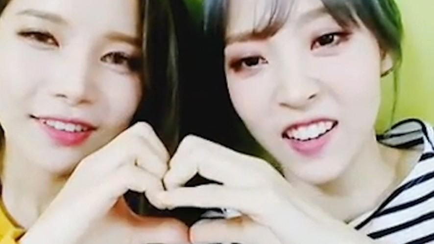 [MAMAMOO] 하트가 넘치는 용콩별콩💓 (Heartful Solar&MoonByul)