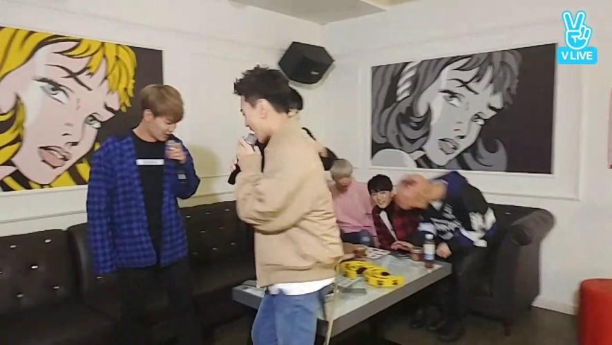 탑독의 노래방대결끝내야지!!