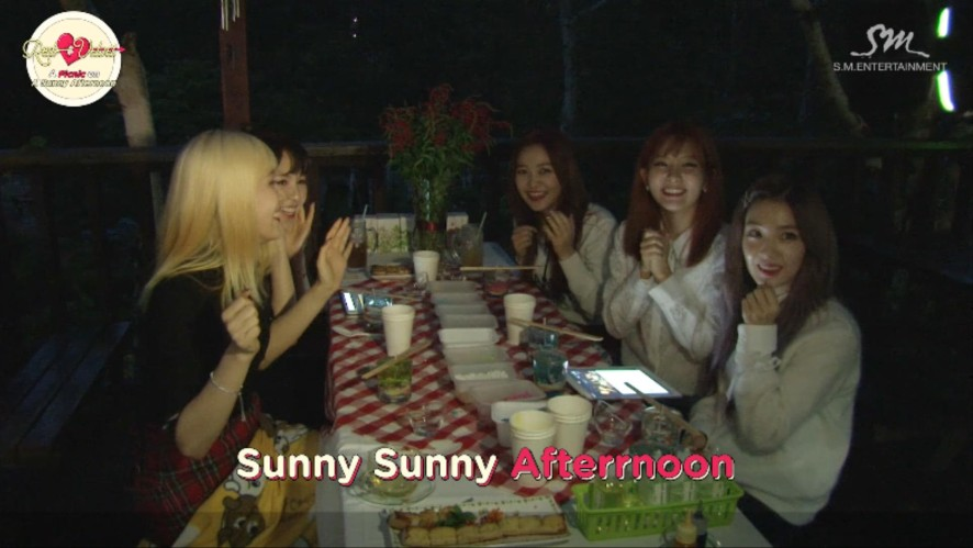 Red Velvet_A Picnic On A Sunny Afternoon PART 2 - Clip 8