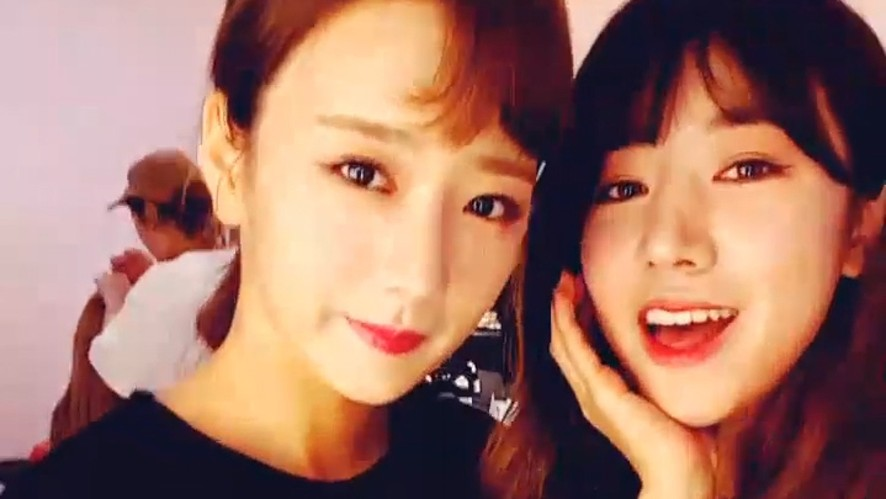 [Apink] 오늘의 칭찬봇 냄쥬💞(Namjoo speaking well of members)
