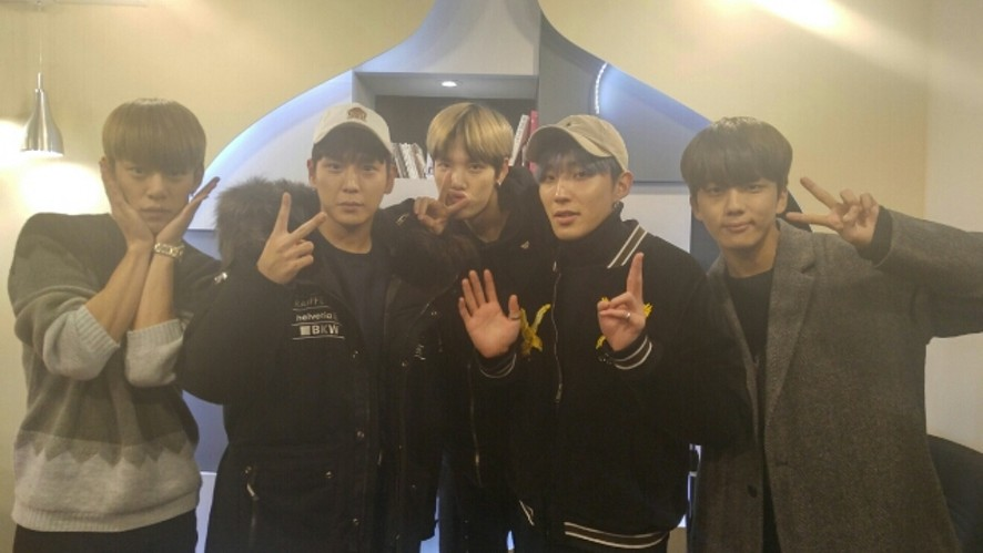 'B.A.P' Came from the Star !