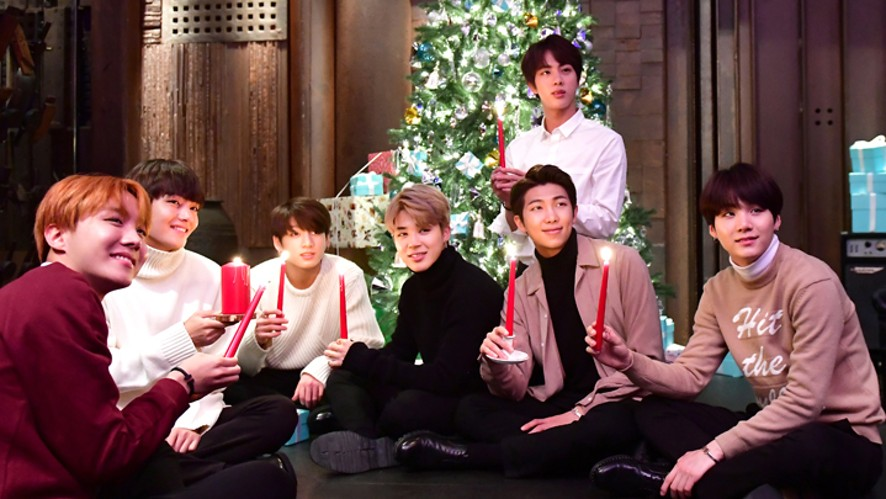 BTS 방탄소년단 #LETS SHARE THE HEART '사랑은 함께할 때 빛나는 것'