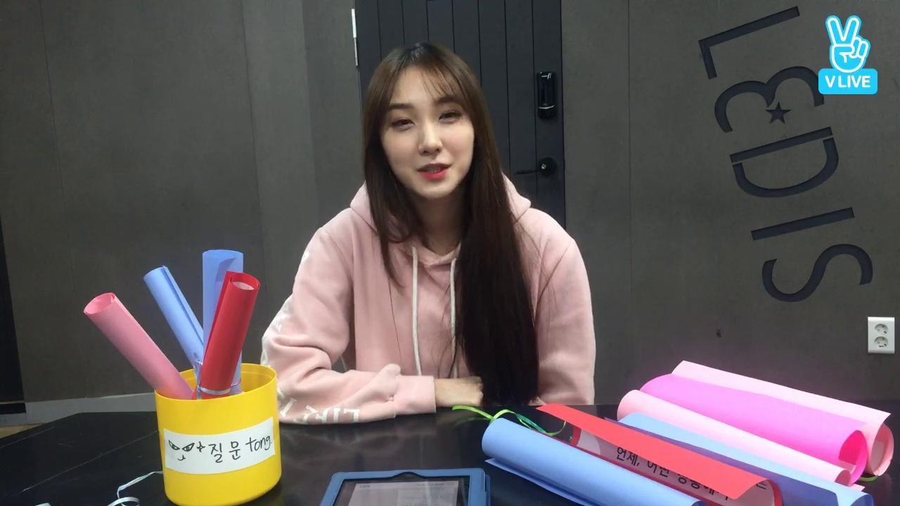 [PLEDIS Girlz] PLEDIS Girlz의 사과쥬스 Time 민경's Diary