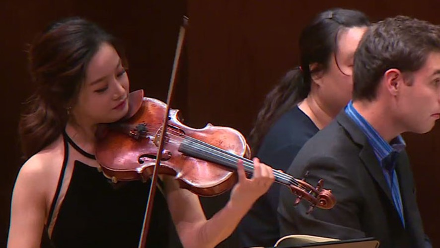 [Replay] 바이올리니스트 김봄소리의 <챌린징타임> KIM BOMSORI <Challenging Time>