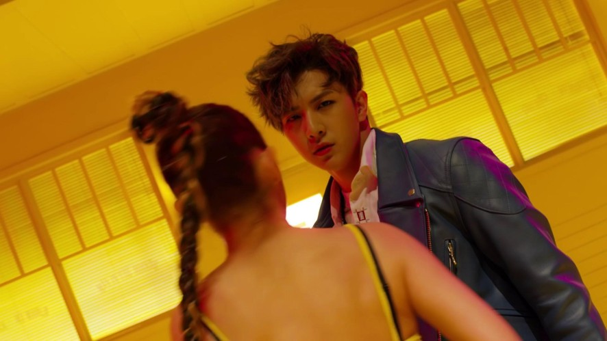 [Teaser #2] 천둥 Thunder - Sign (Feat. 구하라 KOO HA RA)