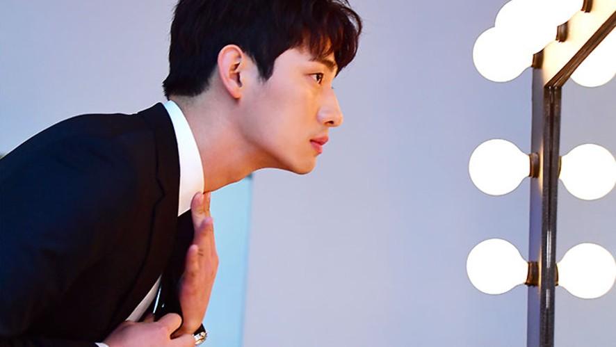 윤박 Yoonbak '사랑은나자신부터사랑하는것' #LETSSHARETHEHEART