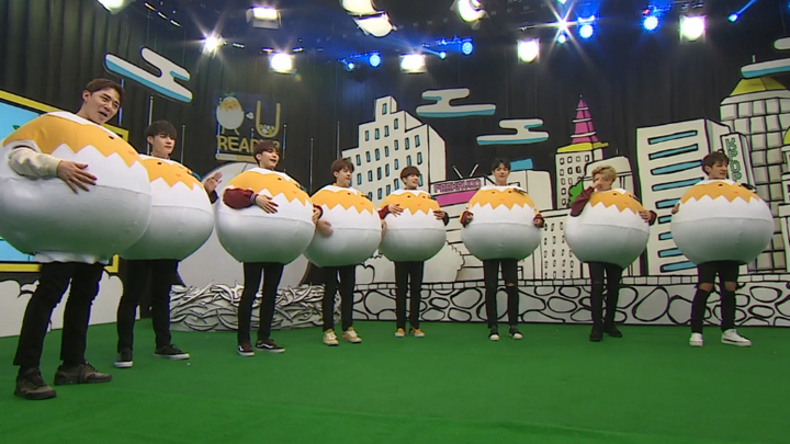 [Replay]VICTON'S HATCHING OUT LIVE - 빅톤의 알방 라이브!