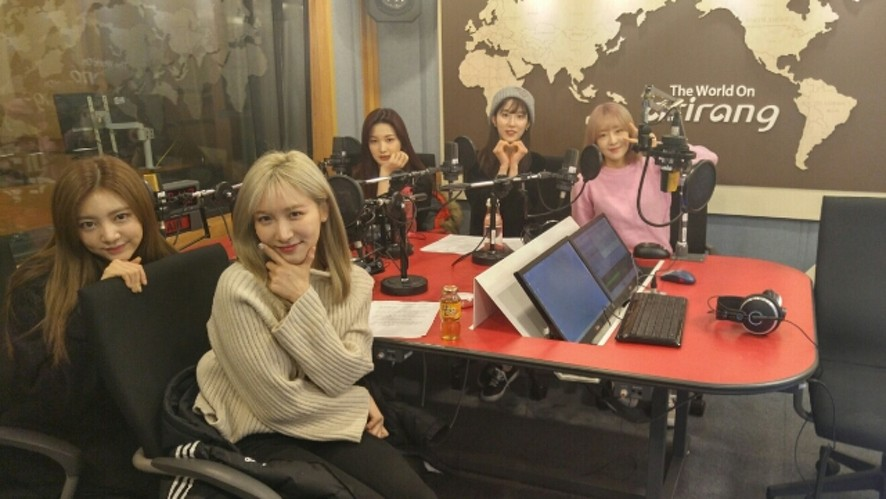 'LABOUM' Came from the Star !