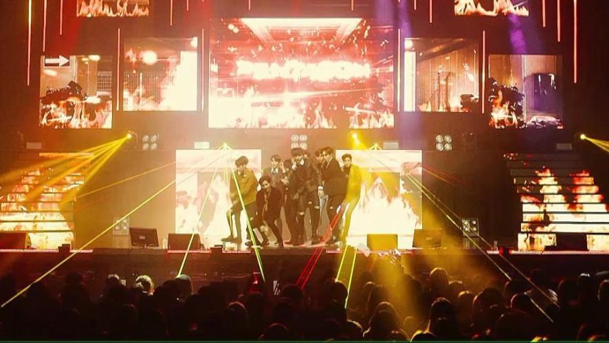 펜타곤 - '감이 오지(Can you feel it)' @Mini Concert-TENTASTIC Vol.1